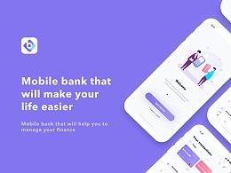 手机银行app设计