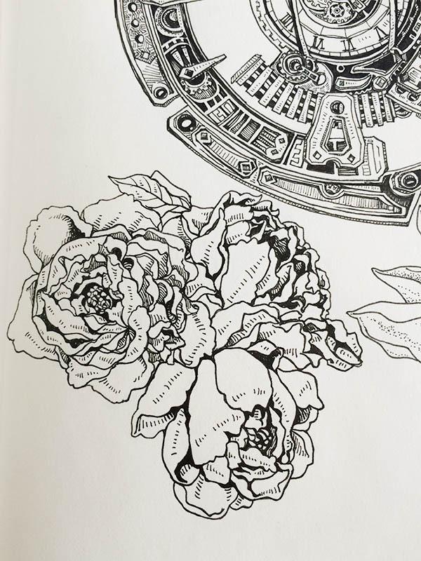 手绘封面|插画|商业插画|shei - 原创作品 - 站酷