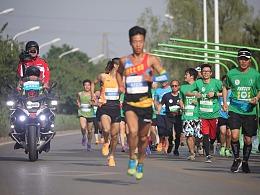 北京通州半程马拉松