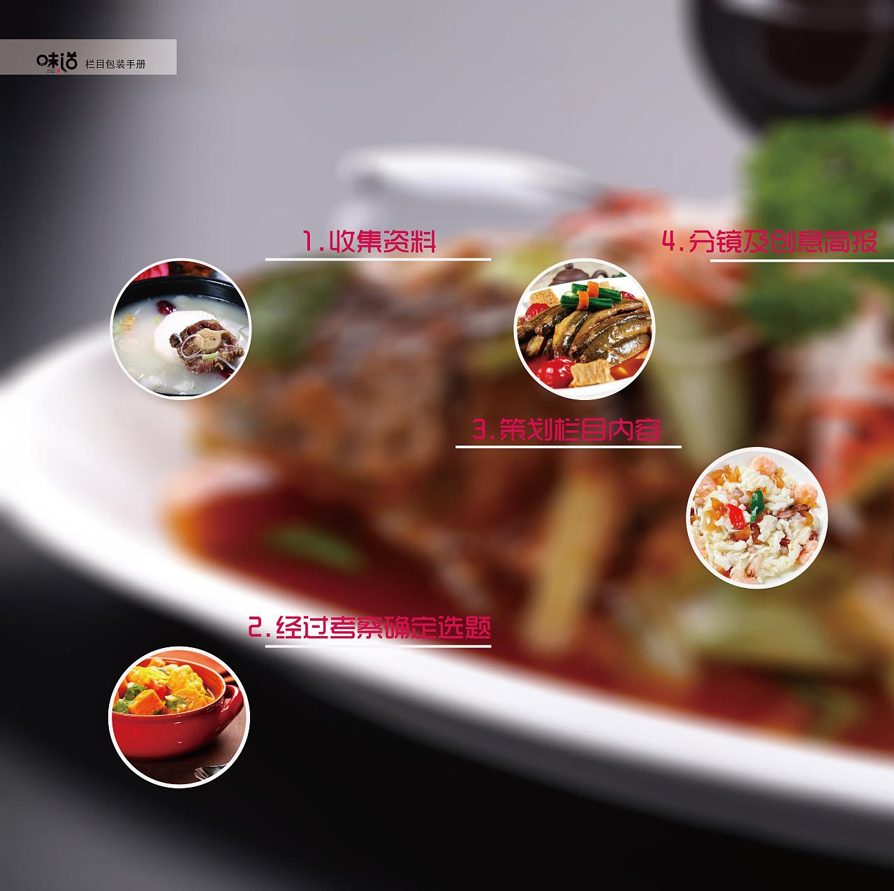 原创作品《中国好节目》栏目俘虏美食v节目的味道美食强推图片