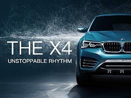 BMW X4(CONCEPT)