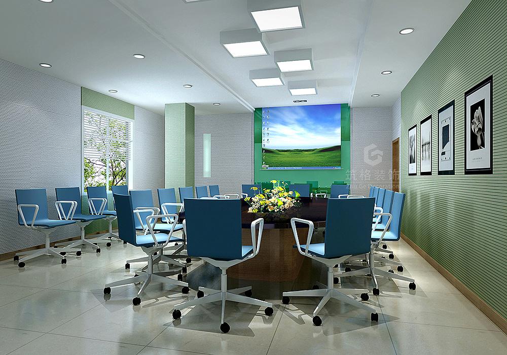 成都室内装修效果图_成都办公室|写字楼|办公空间装修设计案例效果图|空间|室内设计 ...
