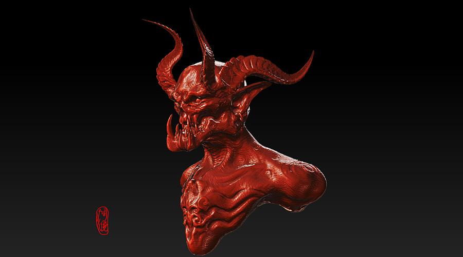 查看《鬼武士》原图,原图尺寸:1508x840