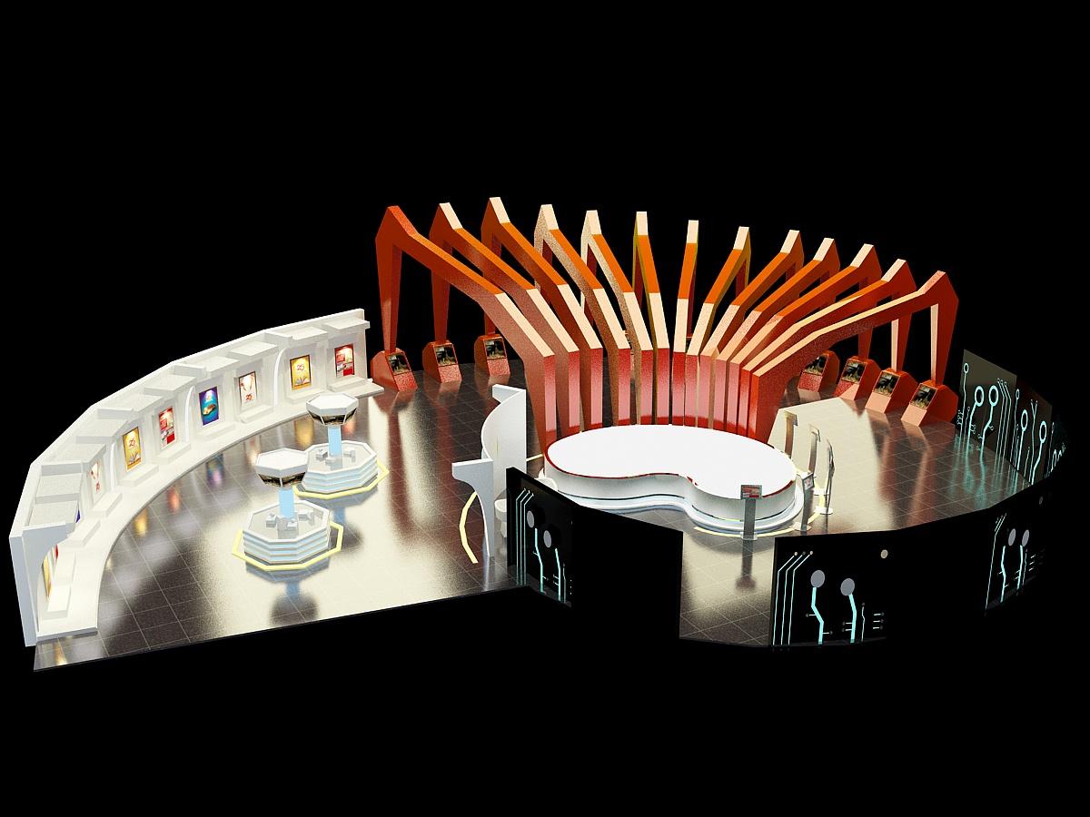 展示设计作业,介绍长沙经济开发的招商引
