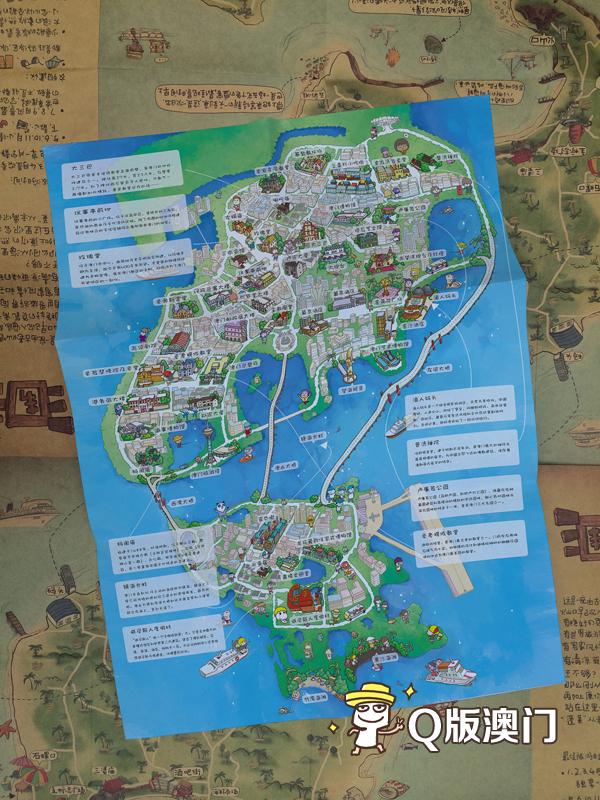 手绘旅行册系列合辑