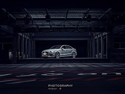 汽车摄影-Audi Sport·奥迪困兽之斗 RS3