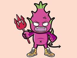 愤怒的蔬果