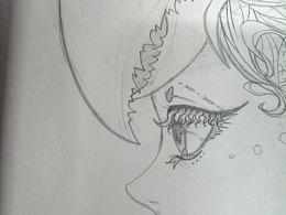 海之塚(原创*海洋生物插画)草稿