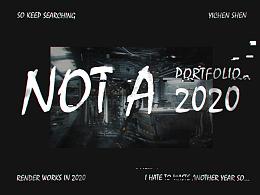 Not a Portfolio 2020