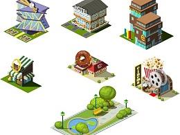 养成类游戏小建筑