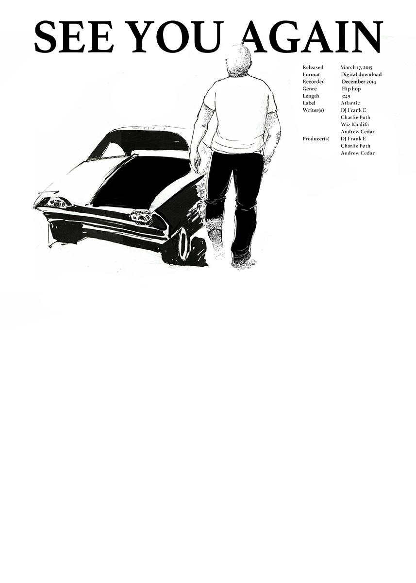 see you again海报|海报|平面|YeaH1542 - 原创设计作品 - 站酷 (ZCOOL)