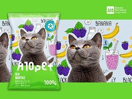 宠物包装设计-酵素零食系列