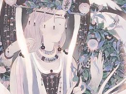 木言-《二十八宿·朱雀蒼龍》