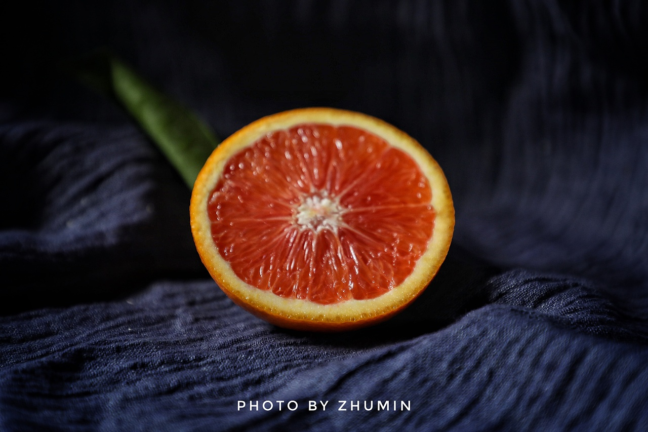 秭归血橙 摄影 静物 米米的伯爵红茶 - 原创作品