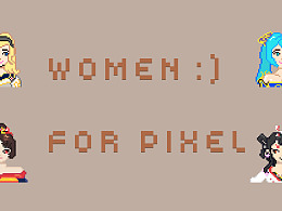 Women for pixel