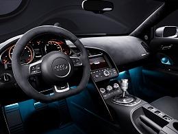 【虚幻引擎】Audi R8 Spyder Interior
