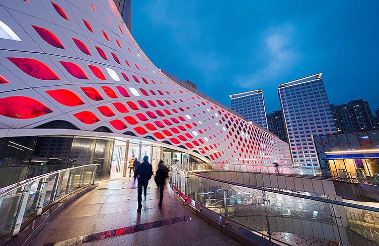 杭州滨江宝龙城市广场图片