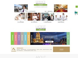 医疗服务类官网
