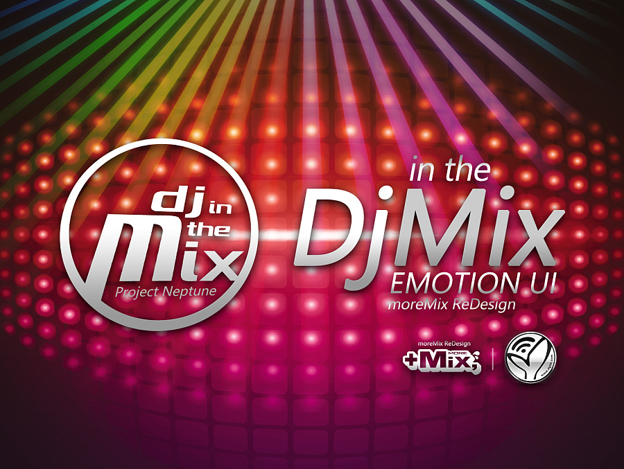 DjMix - Dj in the Mix - 【电音】 平面其他 平面 m