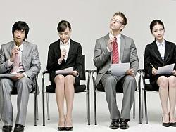 美工招聘面试不能迟到,那么早到就真的好么?
