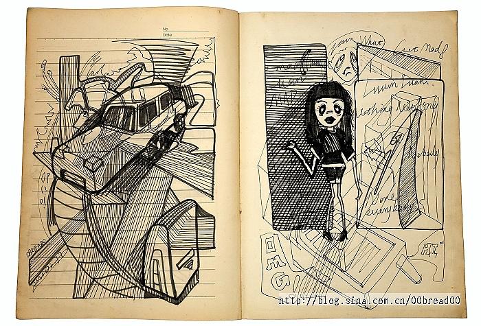 《手绘线条图像——物象立体的表达》教案