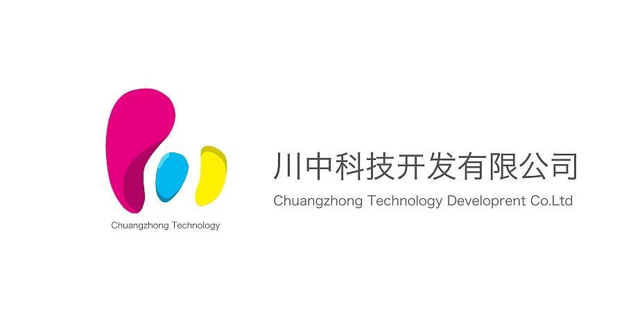 唐山市川中科技开发有限公司logo(飞机了)|标志|平面