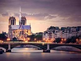 巴黎圣母院屋顶设计大赛,中国建筑师方案夺冠