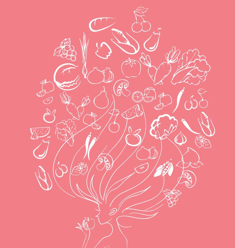 6月鲜围裙创意设计大赛 面料/印花 服装 饭岛麦图片