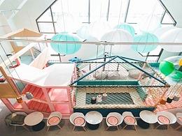 咖啡厅设计-亲子咖啡厅打造浪漫亲子时光