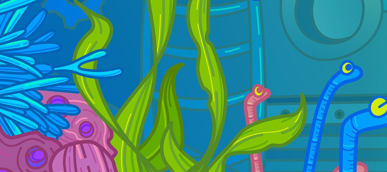 小米mix 2 《海底之约》