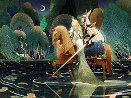夜行 #剑与远征#