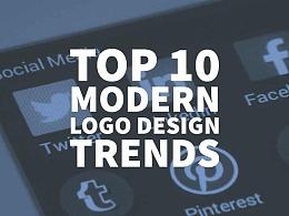 十大现代Logo设计趋势