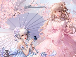 AngelsHeart-Lolita 家沉香屑系列~~