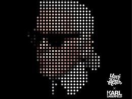 奢侈品牌Karl Lagerfeld x AG旗下设计师Yoni