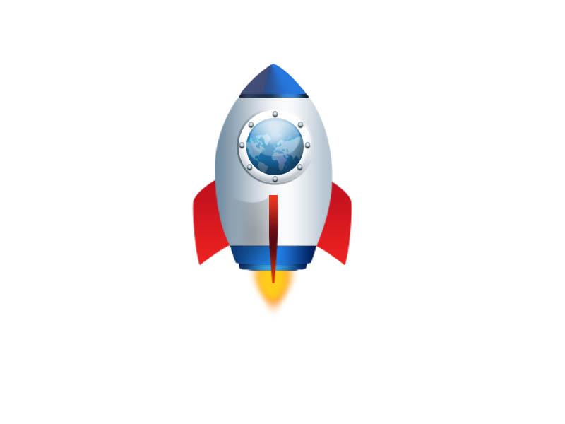 火箭卡通图片大全