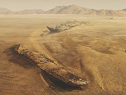 Dead ship valley