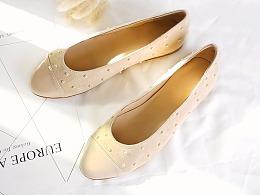 鞋子商业摄影