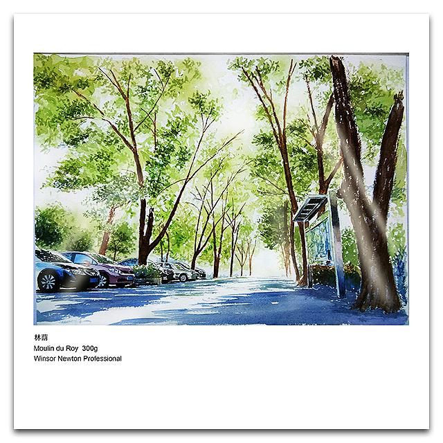 手绘校园:华南农业大学