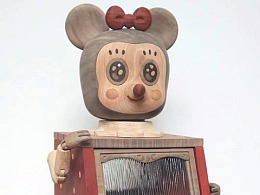 珍妮-小鼠柜-Moil's handmade