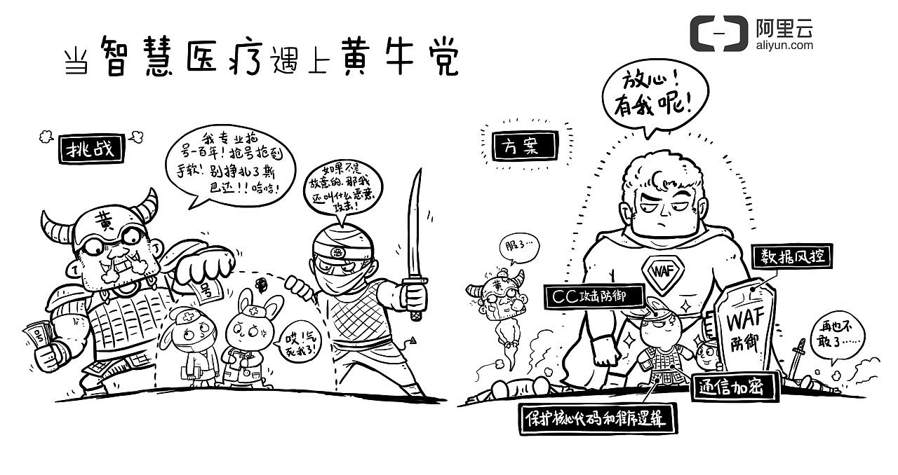 2016国家网络安全宣传周阿里云作品图片