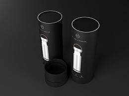 车载伴侣-小钢炮K1包装盒设计