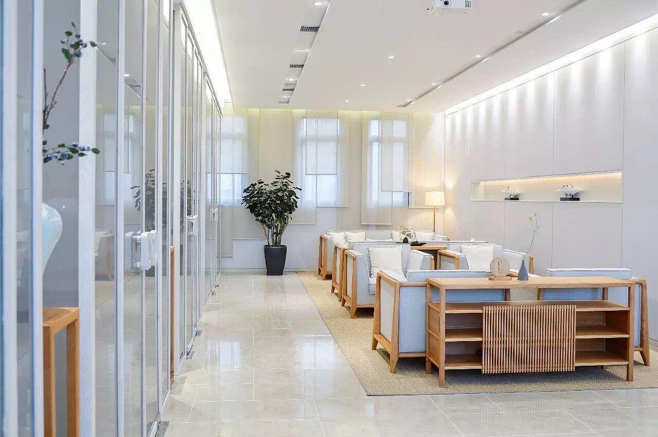 简约茶楼文化所 成都员工设计 成都禅意茶楼茶楼墙diy设计图片素材图片
