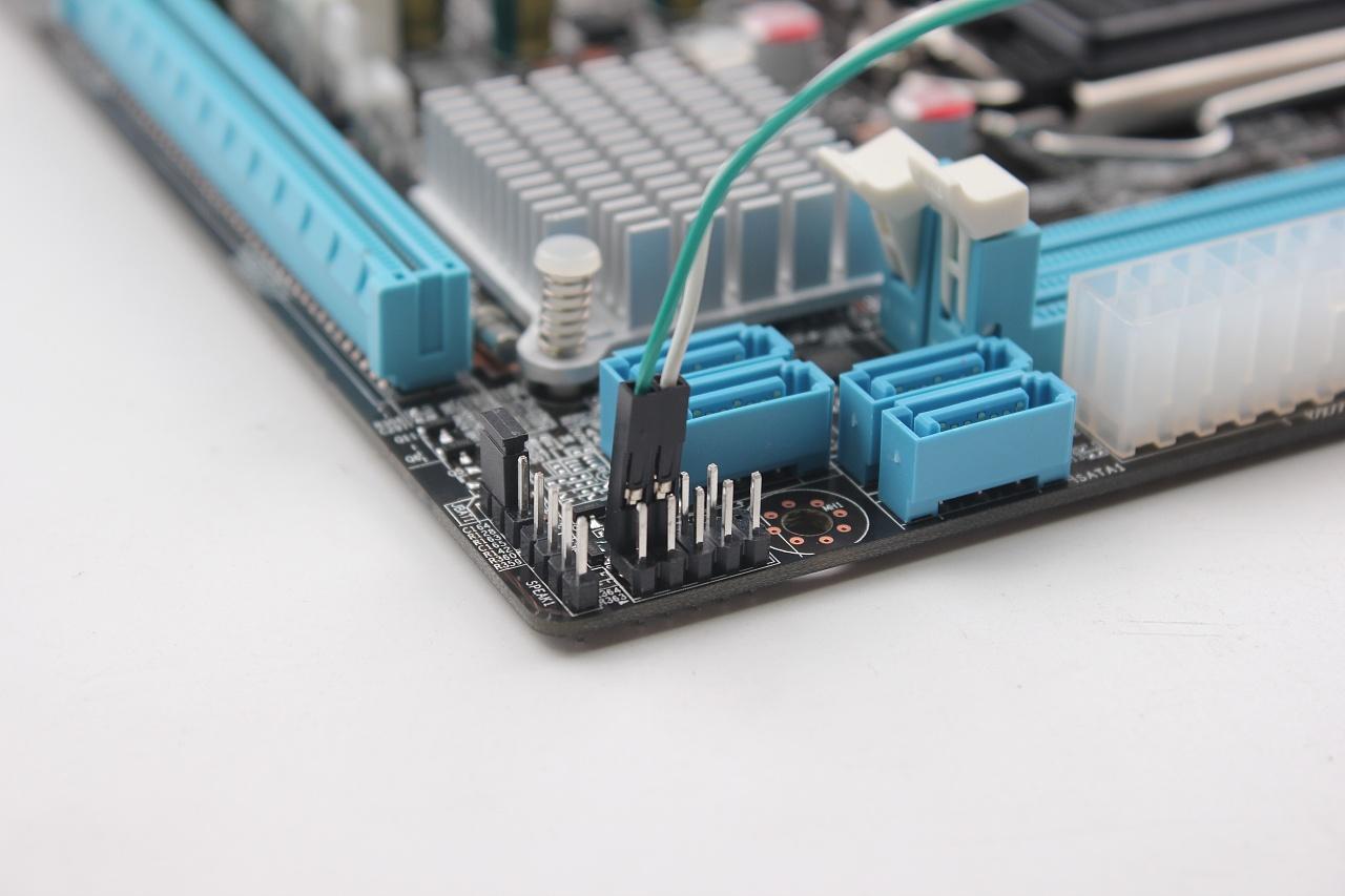 电脑主板拍摄 电脑主板接线图 细节图图片