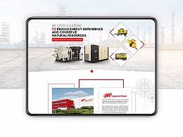 || 首页设计 || 机器设备 Home页 Alibaba国际站旺铺