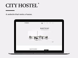 City hostel design