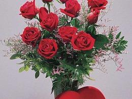 玫瑰的红i-动梦幻想家居LOGO
