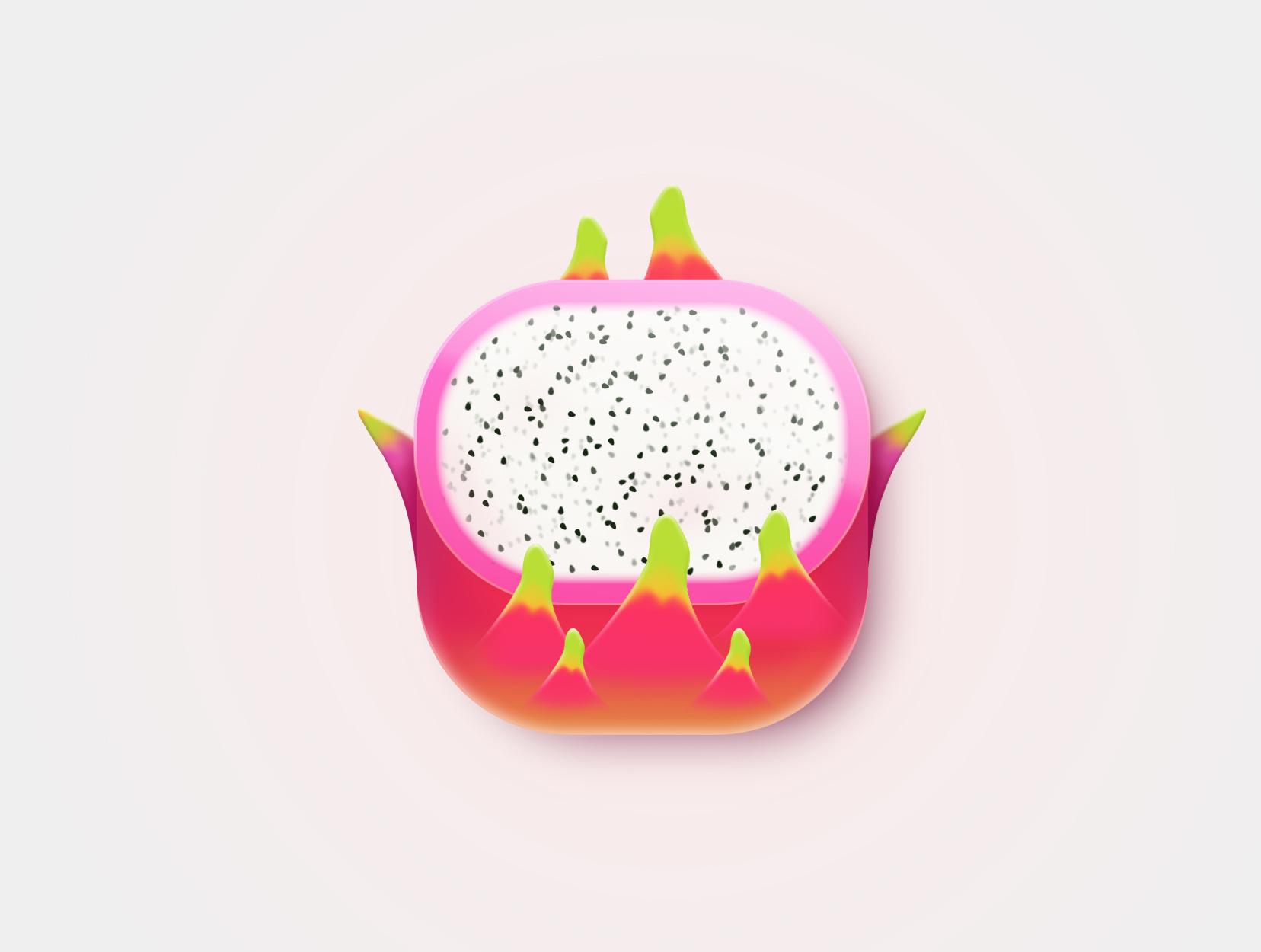 火龙果icon图片
