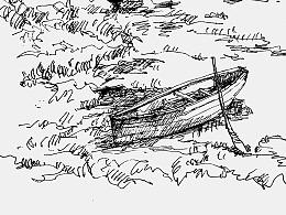 线相系列—钢笔画·风景2