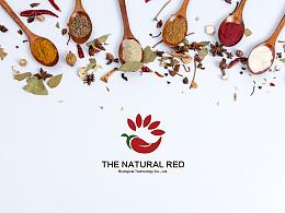 江苏自然红 品牌 logo设计 包装logo LOGO 包装 开心老头 易伦品牌设计