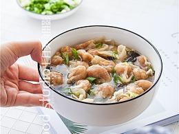 福州传统小吃,福鼎肉片,肉燕